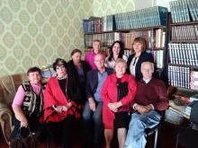 10 сентября в Рыльской муниципальной библиотеке прошел вечер памяти Н.И.Гребнева