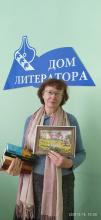 Поздравляем Ольгу Николаевну с получением премии им. Фета