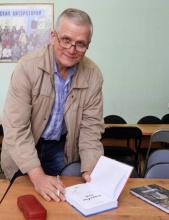 Поздравляем Олега Лузанова с Днём рождения!